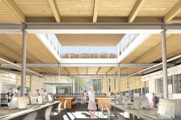 new toronto library